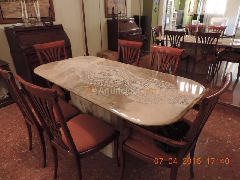 Vendo mesa marmol 85867 for Marmol para mesa