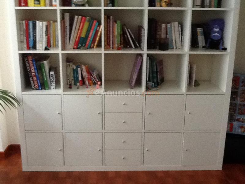 Vendo 2 estanteras blancas ikea 195383 eAnuncioscom