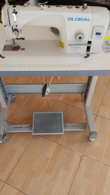 Ventas de maquinas de coser industriales 1531539 Estufas industriales segunda mano