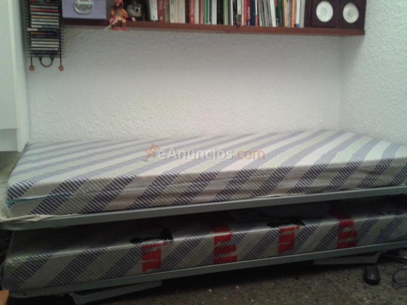 Somieres de lamas con colchones nuevos 1573600 - Somieres cama nido ...