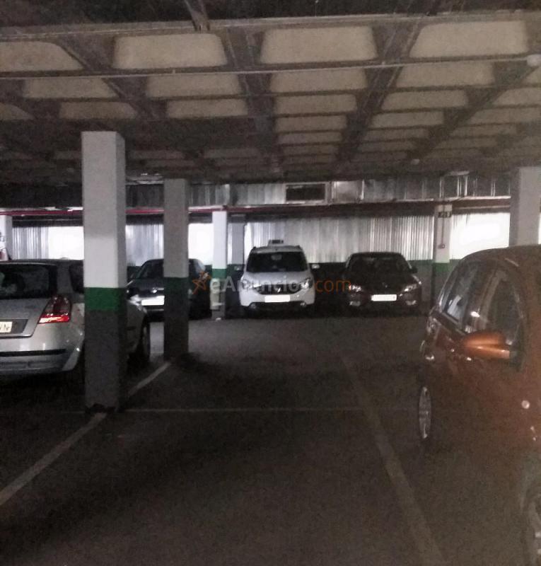 Alquiler plaza de garaje 1575433 for Anuncio alquiler plaza garaje