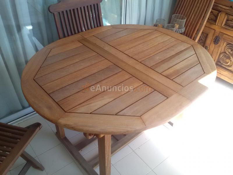 Mesa de teca 1617712 - Mesa de teca ...