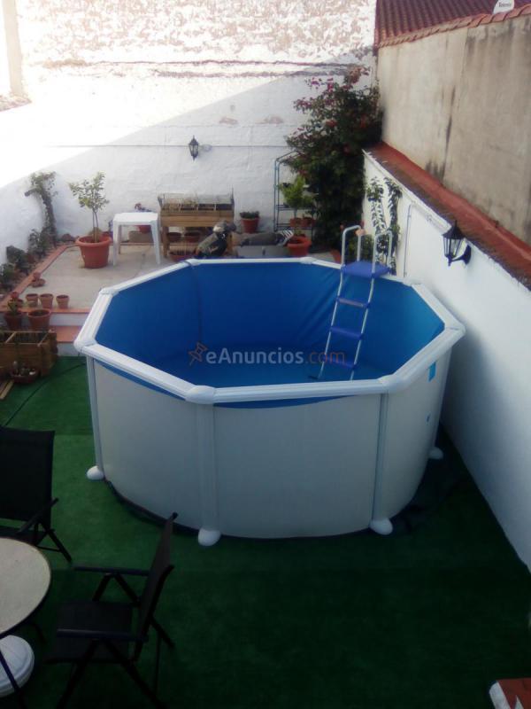 Vendo piscina sin estrenar 1635298 for Piscinas abiertas en sevilla